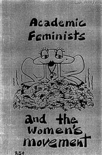 Research paper on Women's Movement?
