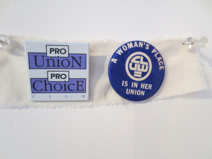 Image of Union Buttons