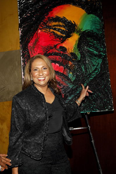 NEW YORK - NOVEMBER 16:  Radio One Founder and Chairperson Cathy Hughes attends the Living Legends Foundation's 13th Annual Dinner at the Westin Times Square on November 16, 2006 in New York City. (Photo by Ray Tamarra/Getty Images)