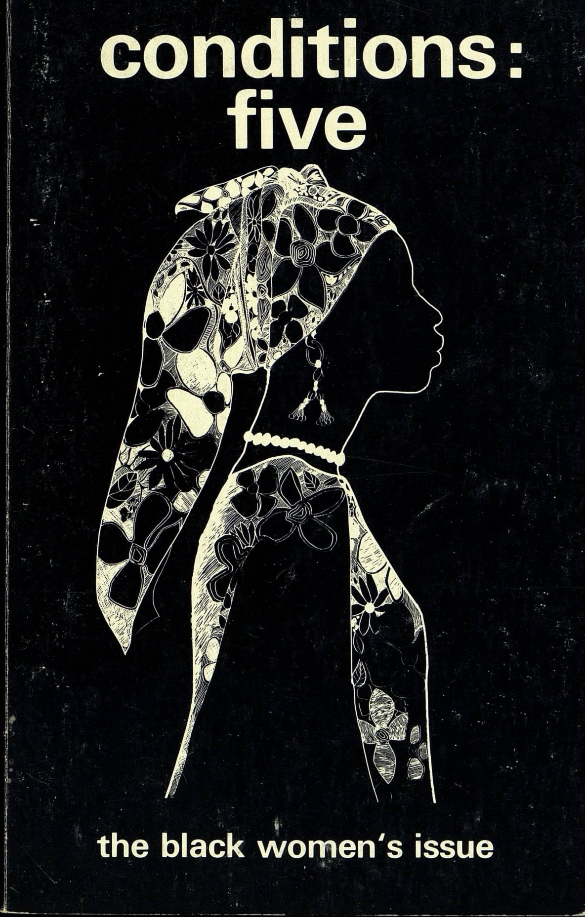"Courtesy of the Barnard Center for Research Women; ""Nubian Woman"" cover image reprinted with permission of Brenda Haywood."