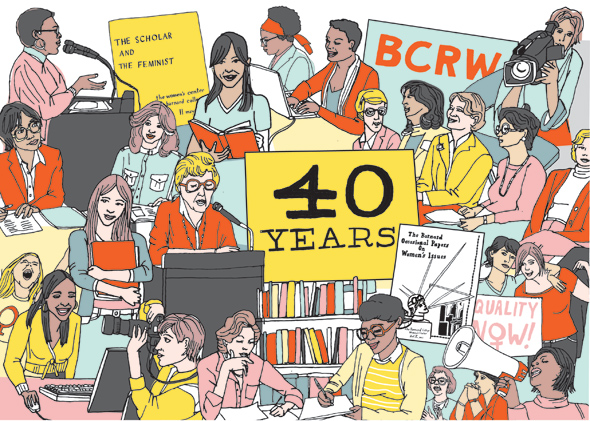 BCRW 40th Anniversary event image