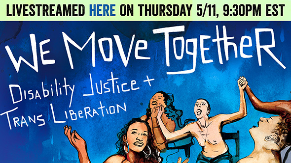 Watch livestream of We Move Together event