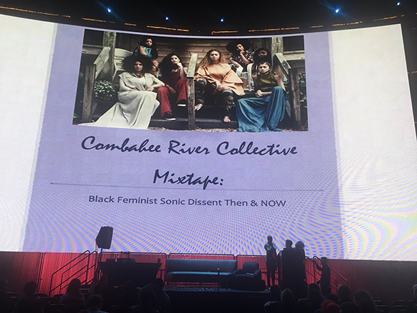 Combahee River Collective Mixtape: Black Feminist Sonic Dissent Then and Now